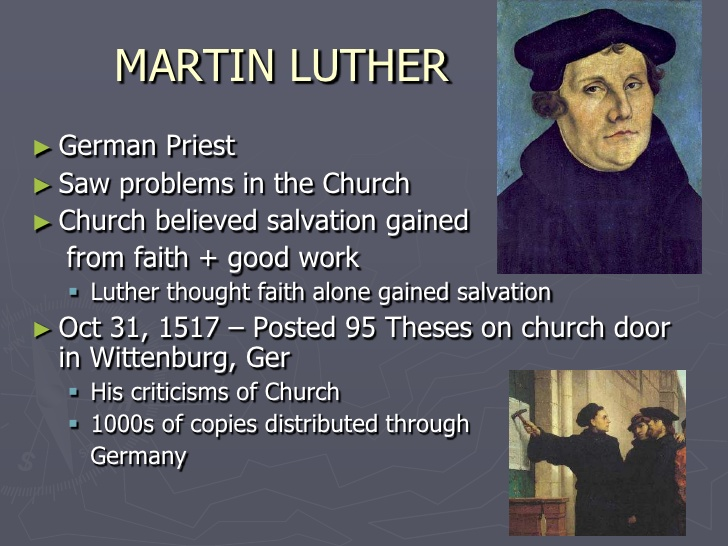History of Protestantism
